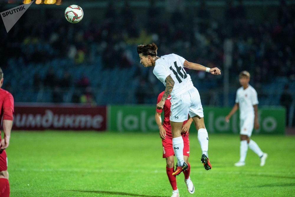 До этого самая крупная победа у сборной Кыргызстана была в далеком 1997-м году, тогда со счетом 6:0 была разгромлена мальдивская команда