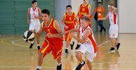 Молодежная команда Кыргызстана по баскетболу стала победителем турнира на международном фестивале школьного спорта среди государств – участников СНГ