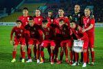 Кыргызстандын футбол боюнча курама командасы. Архив
