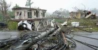 Япониядагы Хагибис тайфунунун кесепети