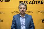 Директор компании по разработке сельскохозяйственных цифровых информационно-маркетинговых систем Евгений Рязанов