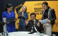 Ведущие радио Sputnik Кыргызстан