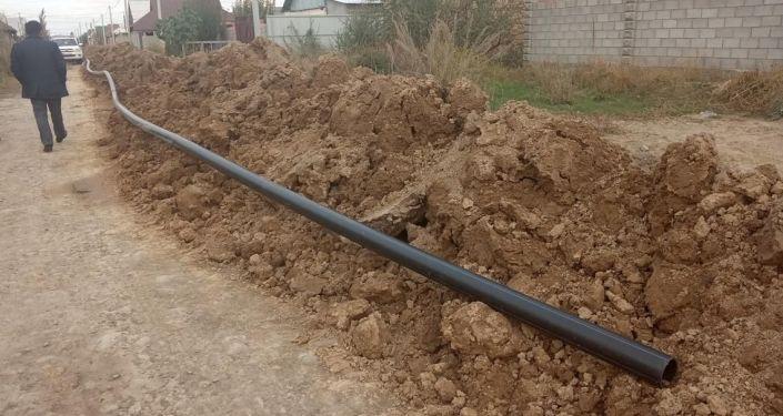 Жителей Мурас-Ордо подключат к водопроводным сетям