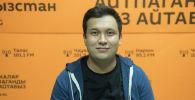 Автор оригинальной музыки к кассовым фильмам Кыргызстана Эрмек Керимбаев