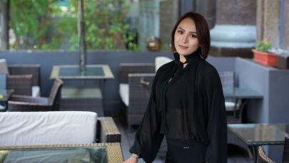 Кыргызстандык жаачы Светлана Аширова