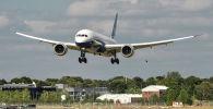 Жүргүнчү самолет Boeing 787-9 Dreamliner. Архив