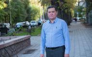Кандидат медицинских наук и заведующий отделением патологии позвоночника Бишкекского научно-исследовательского центра травматологии и ортопедии, доктор Марат Сабыралиев