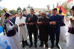 Открытие дома для работников органов прокуратуры Баткенской области