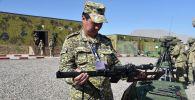 Учения Коллективных сил быстрого развертывания и миротворцев ОДКБ в Таджикистане
