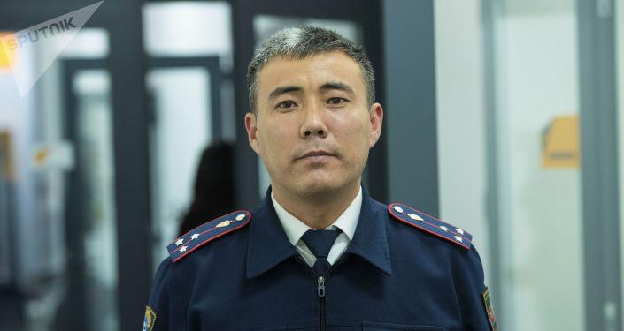 ЖКККББнын тескөөчүсү Узакбек Шергазиев