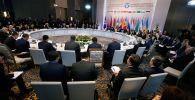 Заседание Совета глав правительств Содружества Независимых Государств (СНГ). Архивное фото