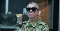 Ветеран боевых действий в Афганистане, писатель и автор-исполнитель Вячеслав Климов