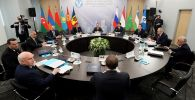 Заседании Совета глав правительств Содружества независимых государств (СНГ) в узком составе