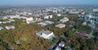 Бишкек. Вид с дрона