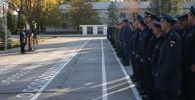 Военнослужащие авиабазы ОДКБ Кант отпраздновали 16-ю годовщину пребывания в Кыргызстане
