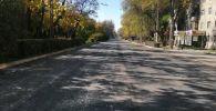 Ремонт улицы Московской в Бишкеке