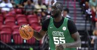 Игрок Национальной баскетбольной ассоциации (NBA) Тако Фолл. Архивное фото