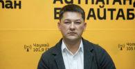 Председатель правления Общественного объединения Абийир Эл из Иссык-Кульской области Азис Токтосунов