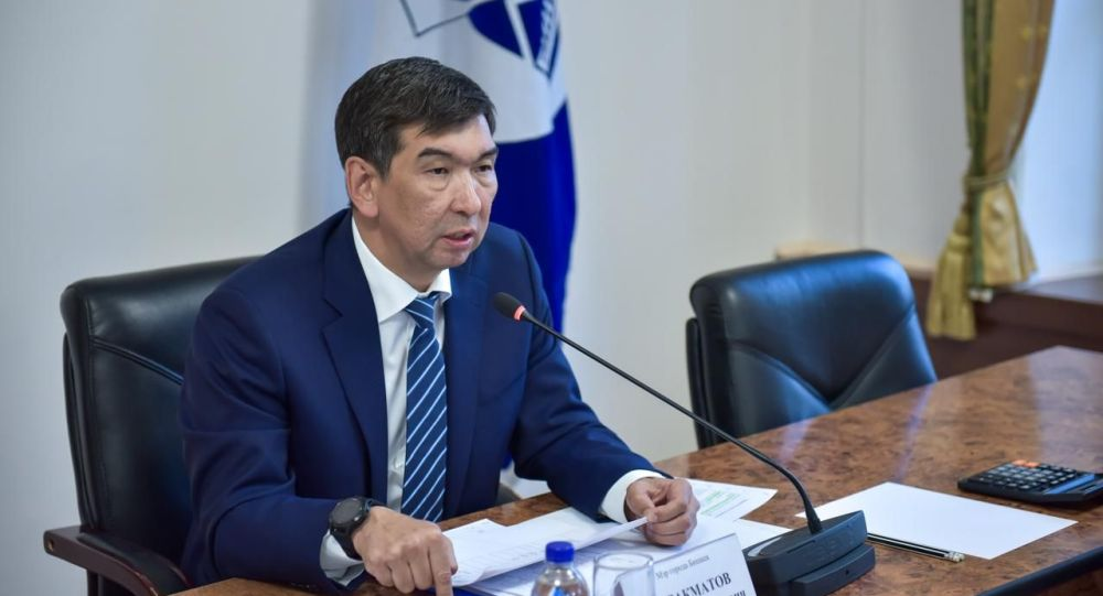 Бишкек шаардын мэри Азиз Суракматов