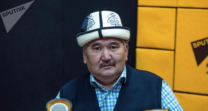 Тегирменчилер комитетинин мүчөсү Кубанычбек Кудайкулов