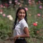 Мурзакулова Айсулуу, 17 лет, школьница, преподает программирование для детей