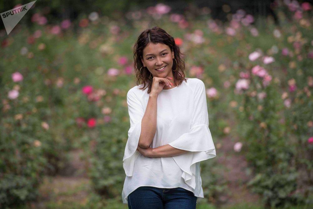 Айдана Айльчиева, 26 лет, журналист, увлекается фотографией и музыкой
