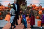 Хэллоуинге карата АКШнын президенти Дональд Трамп жана биринчи айым Мелания Ак үйдүн аймагында майрамдык салтанат уюштурду