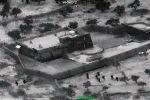 Пентагон представил общественности первое видео операции по ликвидации лидера террористической группировки Исламское государство* Абу Бакра аль-Багдади.