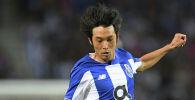Архивное фото игрока ФК Порту Сёя Накадзима