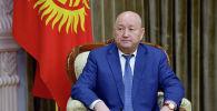 Вице-премьер-министр Жеңиш Разаков. Архивдик сүрөт