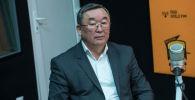 Бишкек суу канал ишканасынын жетекчисинин орун басары Мурадин Сейталиев