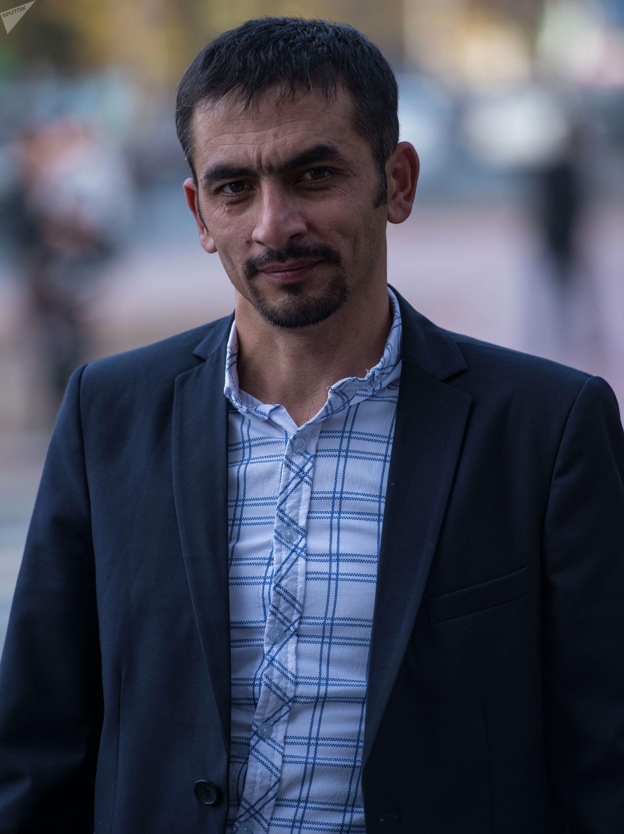 Основатель группы Добрые руки Фазиль Турсунов