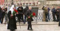 Президент России Владимир Путин и Патриарх Кирилл приняли участие в мероприятиях в честь Дня народного единства.