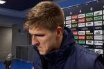 Один из трогательных случаев произошел после матча чемпионата России — малыш пытался увести отца-футболиста от журналистов