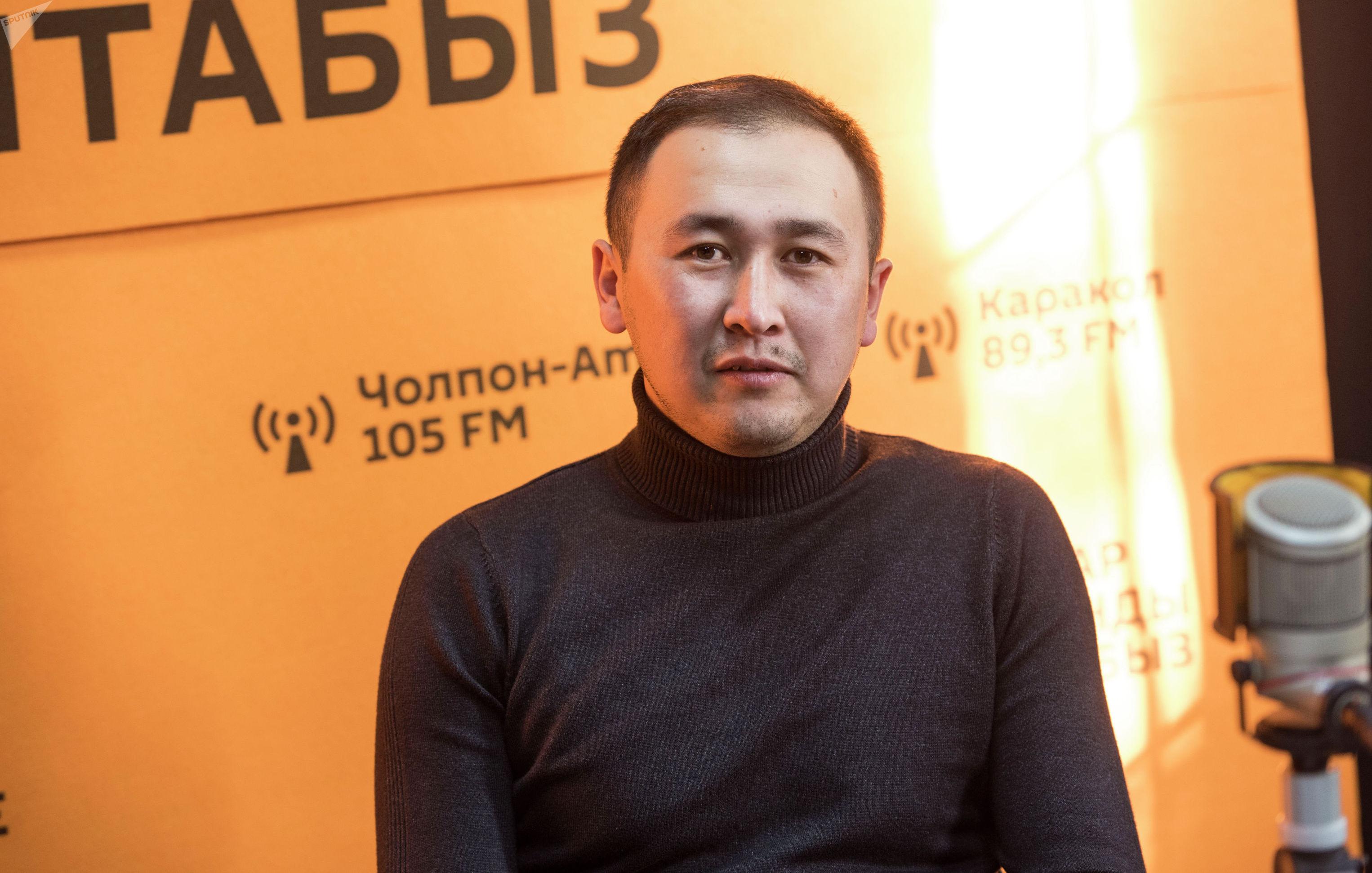 Хирург-онколог, заместитель директора научно-практического центра КГМА Бакыт Токтоказиев