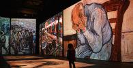 Выставка Ван Гог. Ожившие полотна. Архивное фото