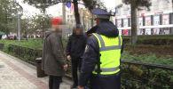 31 октября в Бишкеке начало работу новое Управление патрульной службы милиции. Его сотрудники наделены полномочиями дорожных и патрульно-постовых инспекторов.