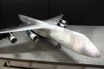 Аэромодель большегрузного транспортного самолета Слон.