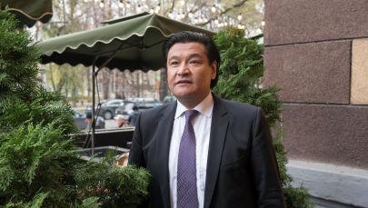 Советник премьер-министра, экономист Кубат Рахимов