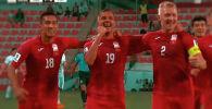 Федерация футбола КР представила проморолик предстоящих домашних матчей в рамках квалификационного раунда чемпионата мира 2022 года — сборная Кыргызстана сыграет против команд Японии и Таджикистана.