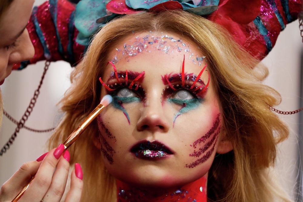Международный фестиваль красоты Роза Ветров-HAIR 2019 прошел в Минске