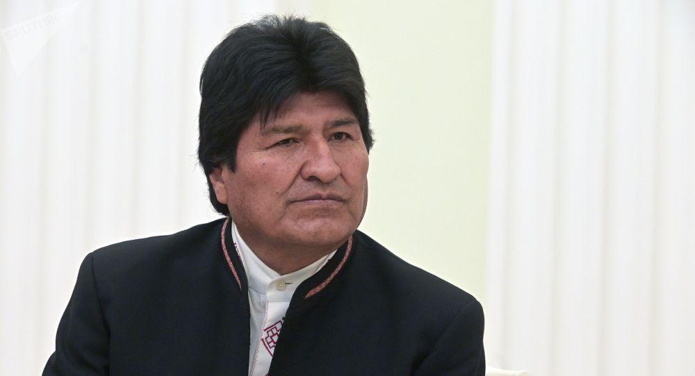 Боливия мамлекетин 13 жыл башкарган президент Эво Моралес. Архивдик сүрөт