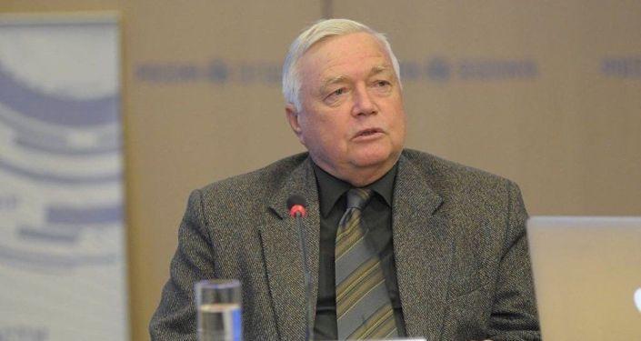 Архивное фото медиаэксперта Игоря Николайчука