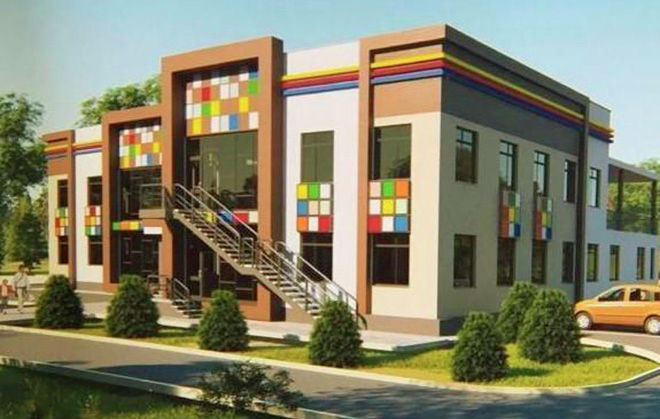 В центре Бишкека построят муниципальный детский сад за 35,6 миллиона сомов