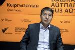 Электр энергиясын бөлүштүрүү жана жылуулук менен камсыздоо башкармалыгынын эксперти Жаныбек Алимбеков
