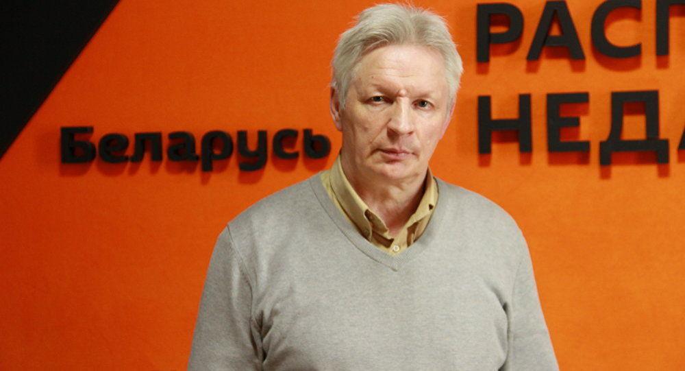 Политический эксперт Николай Сергеев радио Sputnik Беларусь