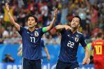 Футболисты сборной Японии. Архивное фото