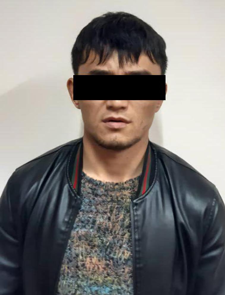 Подозреваемый в похищении человека и вымогательстве