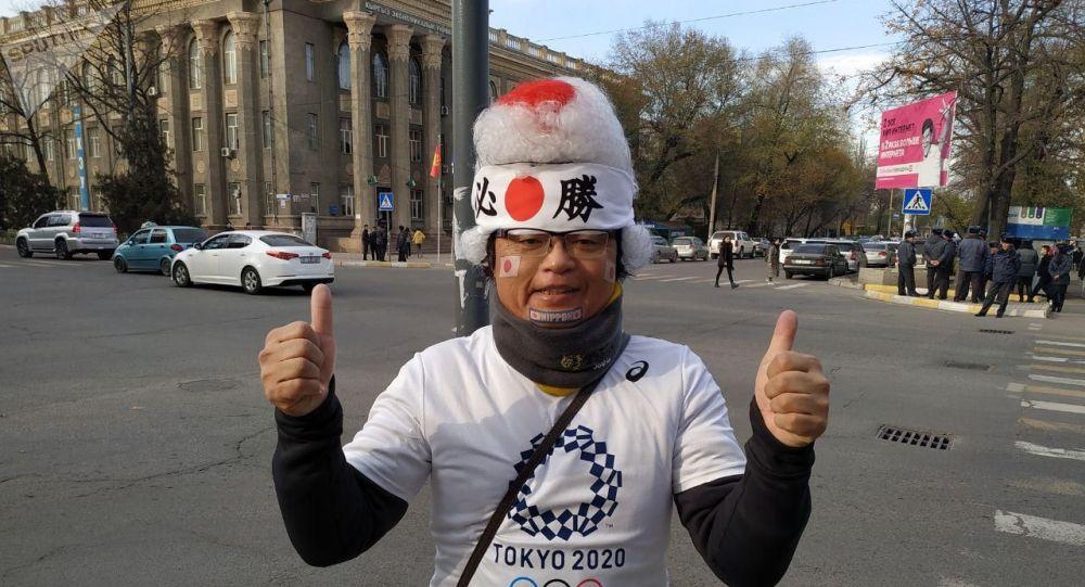 Борбор калаада боло турган Кыргызстан — Япония курама командаларынын 2022-жылдагы Дүйнөлүк чемпионаттын катышуучуларын тандоо турунун алкагындагы беттешине Күн Чыгыш өлкөсүнөн да күйөрмандар келишкен.