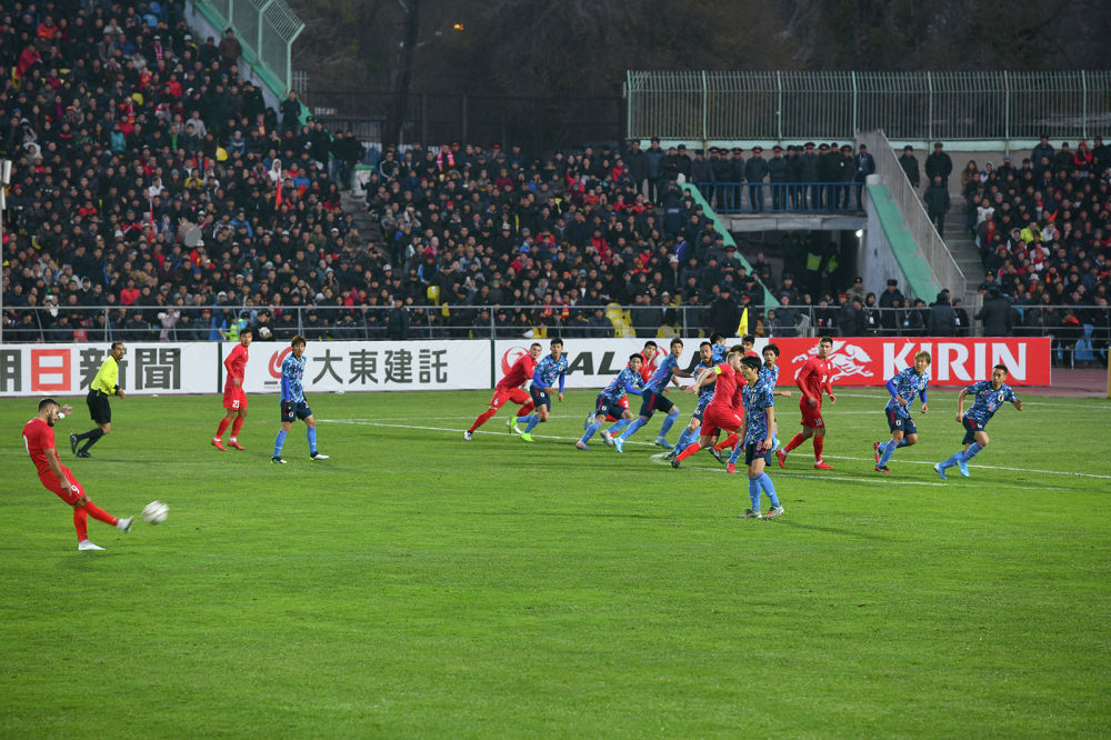 Сборная Кыргызстана по итогам матча делит вторую позицию с командой Таджикистана, а самураи продолжают уверенно лидировать в группе.